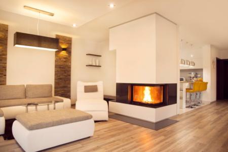 Diferenças entre um recuperador de calor e uma lareira