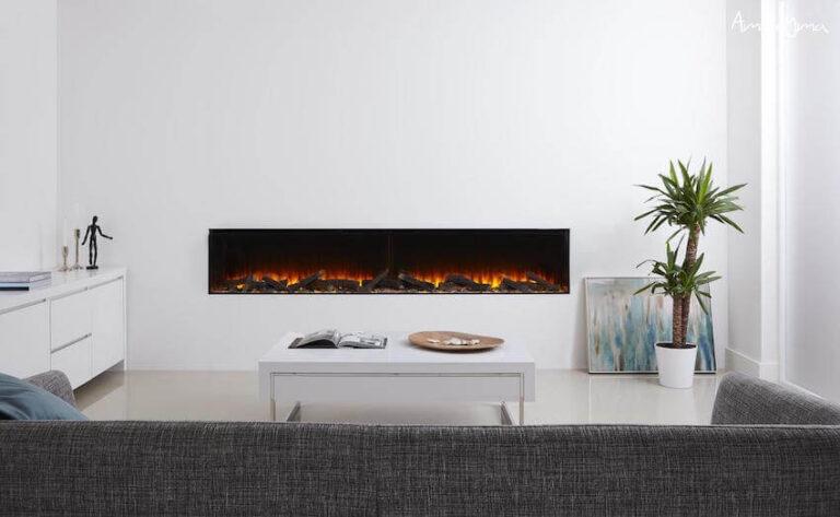 Lareira Eletrica BRITISH FIRE- New Forest
