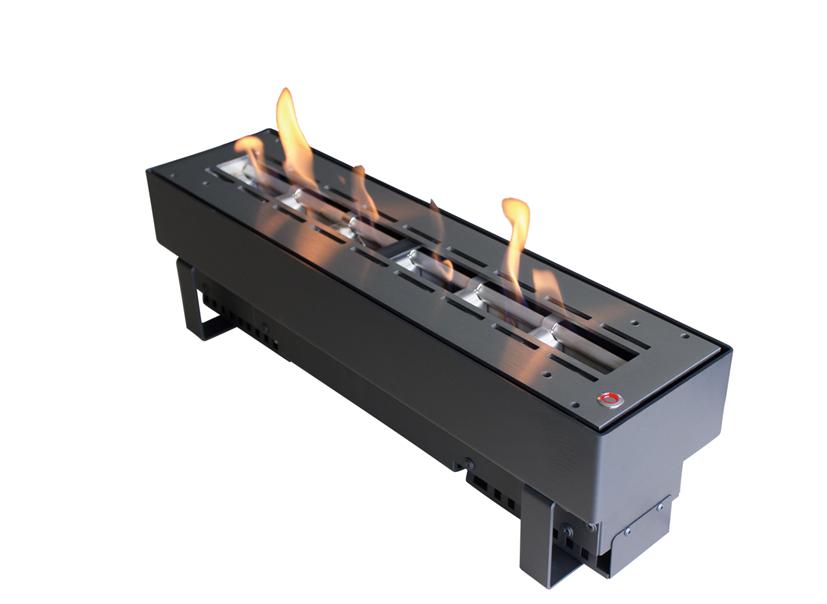 queimador bioetanol eletrônico EBIOS Fire 50cm.