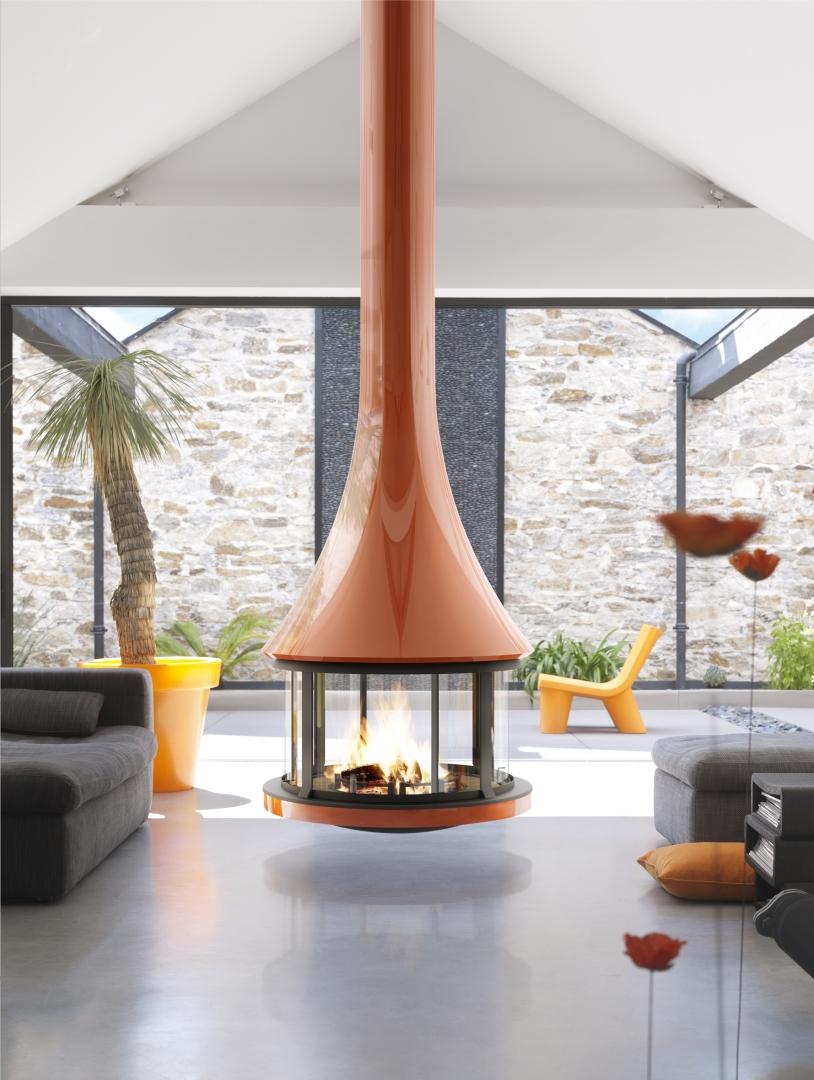 lareiras contemporaneas de design impar. Black Bedroom Furniture Sets. Home Design Ideas